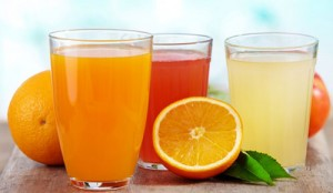 fruit juice