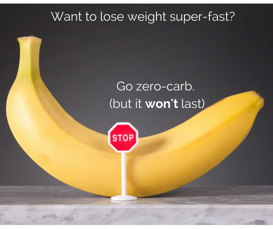 Want to lose weight super-fast?
